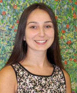 Ava Marcucci, Receptionist