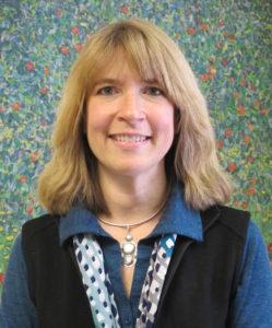 Jodi Carpenter, Receptionist